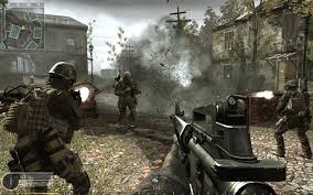 Call of duty 4 - multiplayer